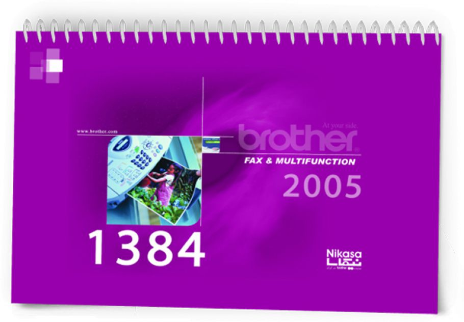 Brother Calender